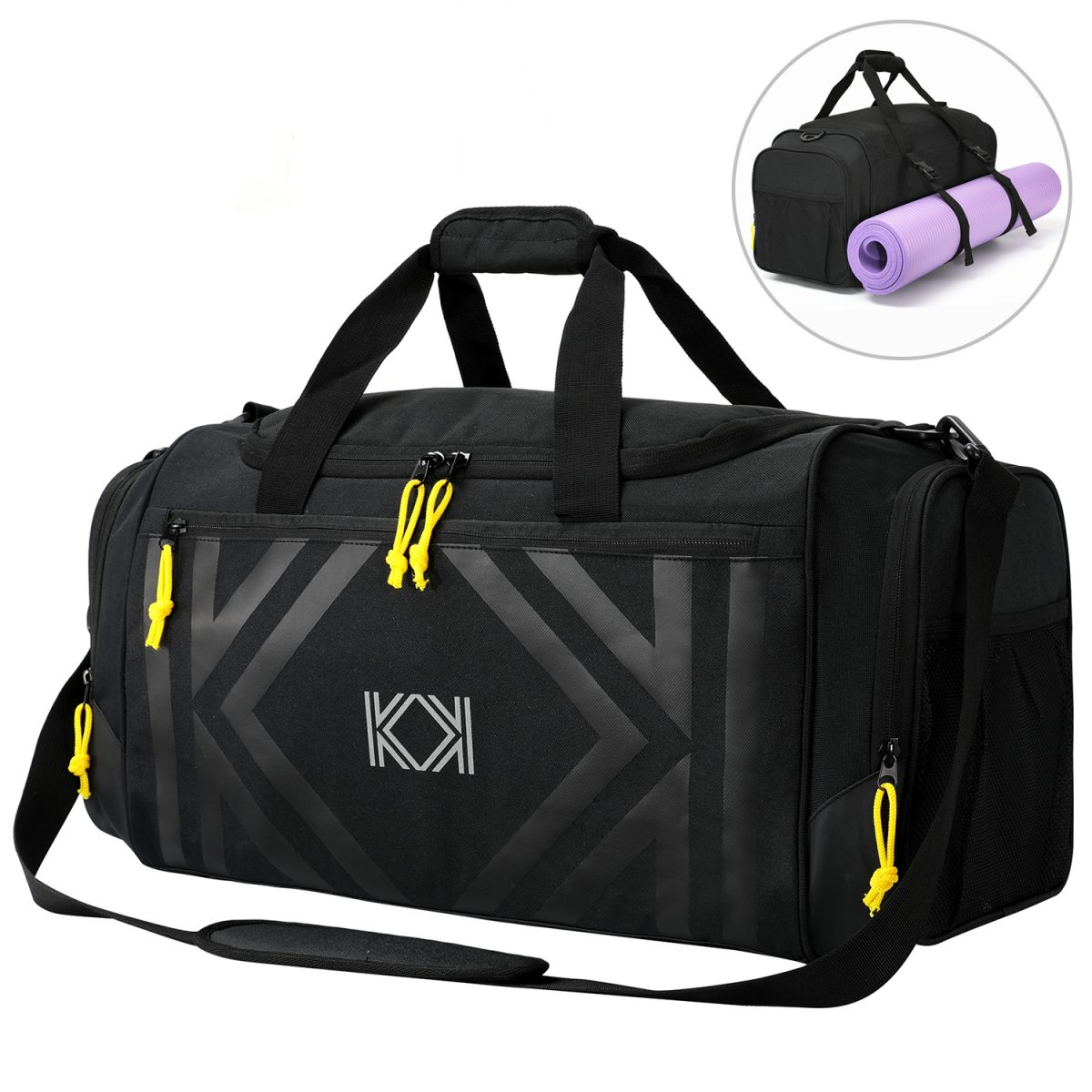 9c213f2c99 Gym bag Sports duffel bag, Fitness bags, MMA bags, Yoga bags - HKMT