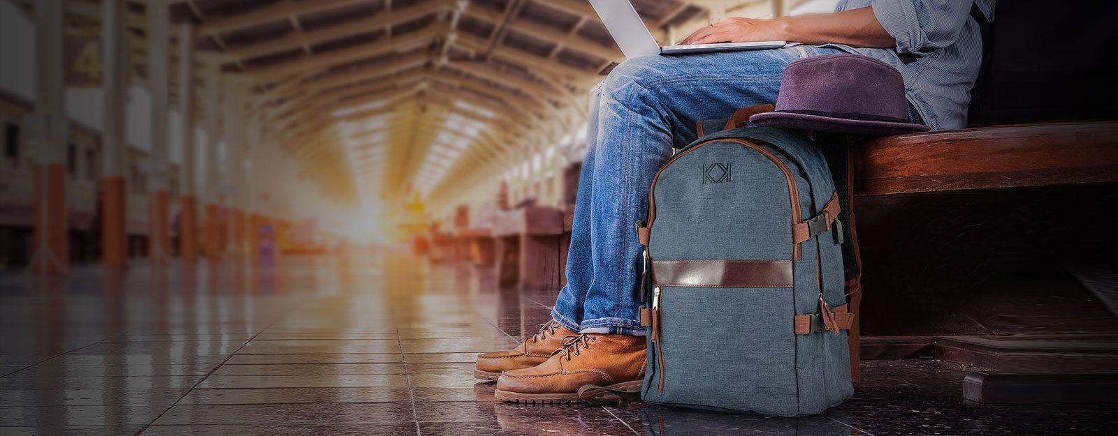 KK Laptop Backpack